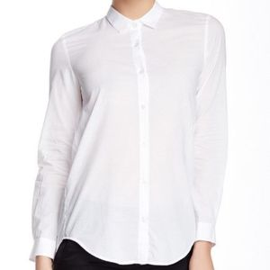 WORN ONCE KOOPLES WHITE BLOUSE